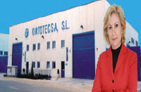 Ortotecsa - Rehabilitacion expertise - General Manager welcomes partners and clients